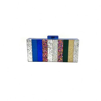 Handbags for ladies evening bag acrylic box purse clutches and purses