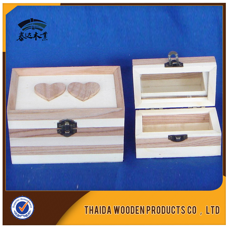 Pen Product Type and Wood Material small wooden boxes