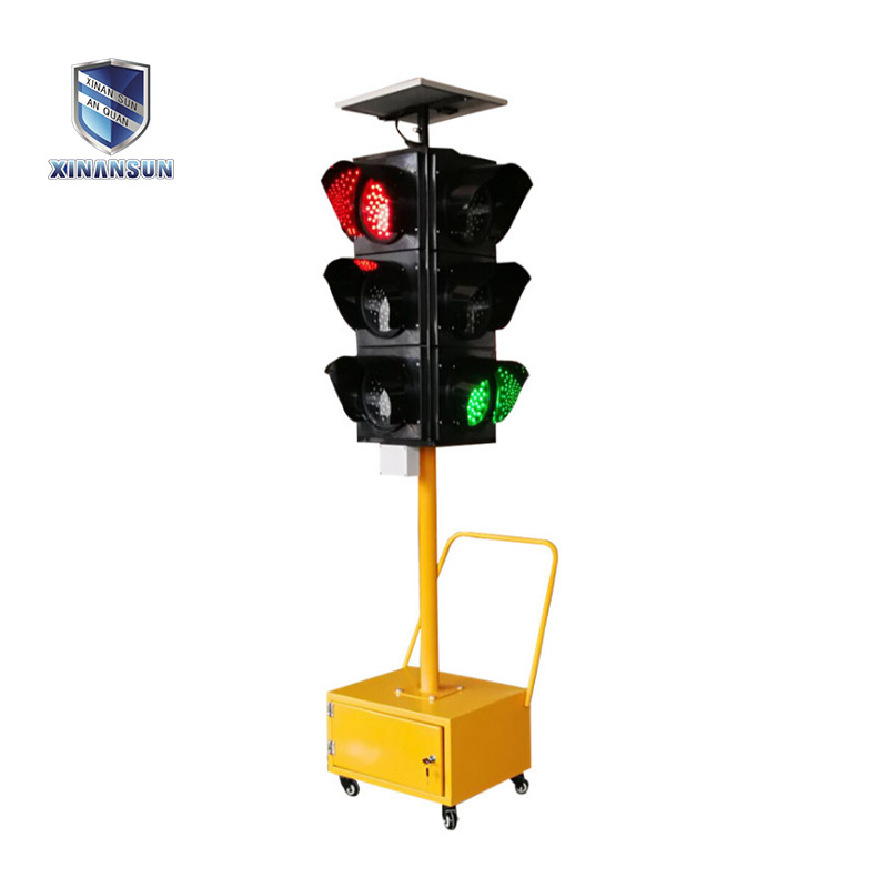 Ac85-265v Factory Direct Price 200mm Yellow Led Traffic Signal Light Led Traffic Lamp Matching In Colour Traffic Light Roadway Safety