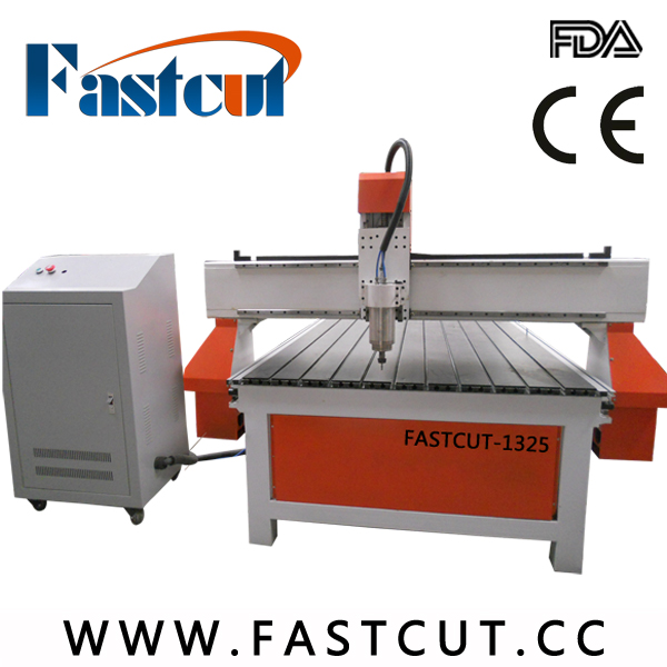 FASTCUT1325 Hobby competitive price cnc machines soild wood bamboo acrylic plastic