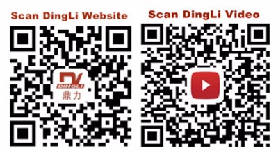 DingLi Rotary Drum Dryer QR Code