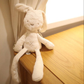 Cheapest Price Free Shipping 54cm Cute Rabbit Baby Soft Plush Toys Brinquedos White Best Gift for