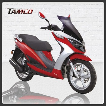 Tamco t150 23cavalier b hot small gas new scooters mopeds for Small motor scooters for sale