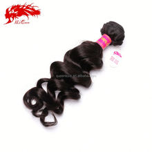 100% virgin remy 22 24 26 28 30 inches brazilian 5a weave loose wave human hair extensions for black women
