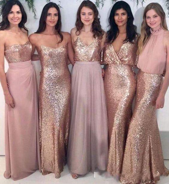 88967fe19f68 Venta al por mayor vestidos de dama de honor baratos-Compre online ...