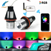 Rgb Multi colors changing 5W rgb marker light led angel eyes for bmw e39 e60