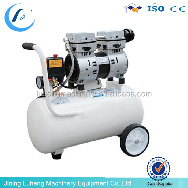 750W, 9L small size quiet oil free air compressor