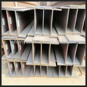 Mill Steel H Beam With ASTM A36 for Building Material