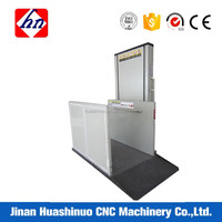 China Factory Provide Hydraulic Wheelchair Lift Platform