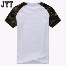 100% Cotton O-neck Short Sleeve No Brand Plain features unisex look T-shirt hot