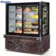 Commercial Japanese Cake Display Case Refrigerator Showcase