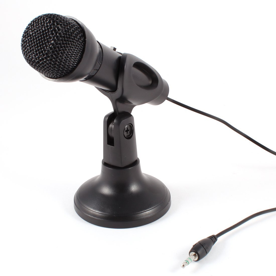 Cheap Microphone Omnidirectional Find Electret To Xlr Wiring Together With Sc4060 Dpa Microphones Get Quotations Toogoor Laptop Pc Computer 35mm Network Stand Mini Mike Black