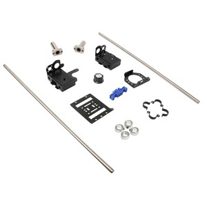 Upgraded Metal Kit for Geeetech I3 Pro Series Single Extruder 3D Printer
