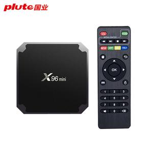 Persian tv box X96 mini Amlogic S905W Android 7 1 1GB 8GB internet tv  channels