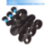 For black women colour hair machine for making hair,ponytail hair extension for black women,raw russian loose hair