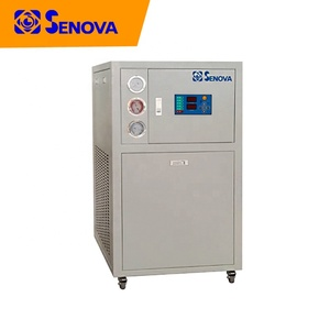 Recirculating Air Cooling Laboratory Water Cooler Chiller