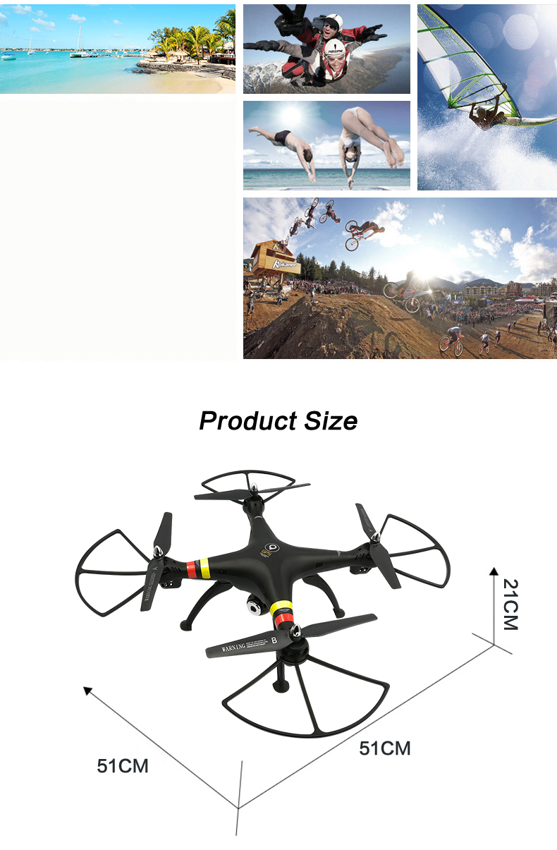 Global Drone X188 Gps 24 Ghz Long Range Rtf Rc Quadcopter Syma X8 Pro Wifi Fpv Drore Auto Return With 58g Hd Camera Vs X8c Gw180