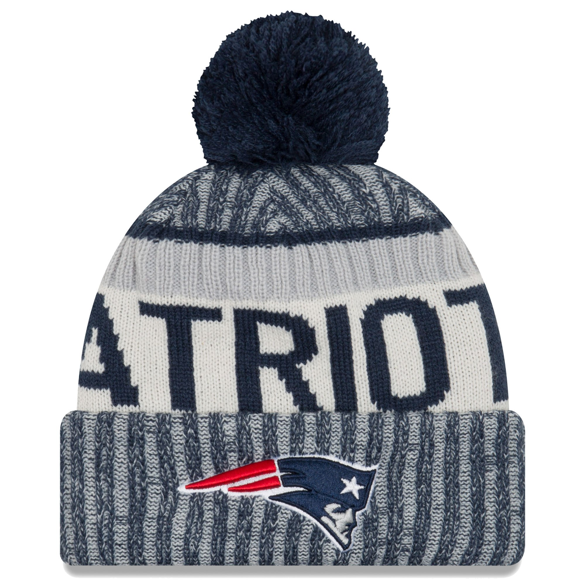 738a0530d9348 Get Quotations · New England Patriots Blue Sport Hat Knit Beanie Jersey  Apparel