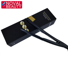 Japanese Hot Sell Fast Ceramic Hair Straightener Magic Electric Flat Iron with LCD for Sales Promotion
