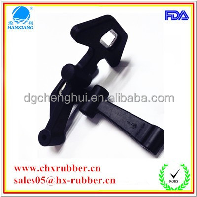 New Design T Shape Rubber Toggle Latch