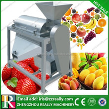 Heavy duty vegetable fruit pulp extractor making machine