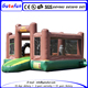 Regular inflatable kids air castle jumper, inflatable funworld in stock