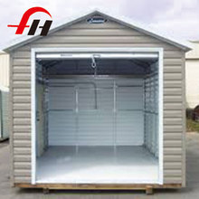 modern steel structure cheap prefab garage for sale