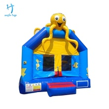 Aoqile commercial combo inflatable bounce house ปราสาท <span class=keywords><strong>ocean</strong></span>