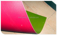 New design for ABS plastic sheet with double colours