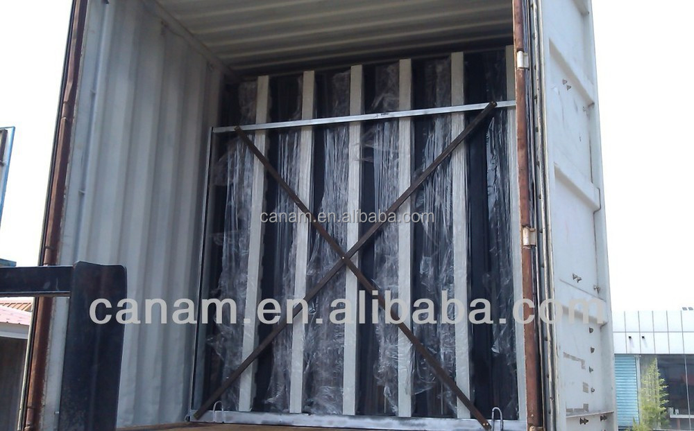 CANAM-Good Quality Prefab Container Showroom for sale