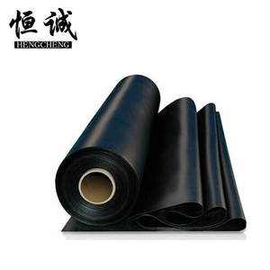 EPDM Rubber Extrusion Weatherstrip Flat Cabinet Door Rubber Seal Strip