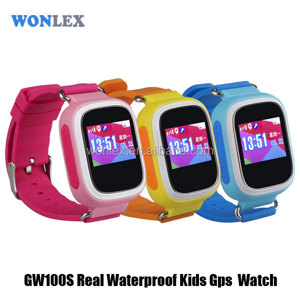 Wonlex MTK2503 Chip IP68 best smart watch with sos and position manufacturers