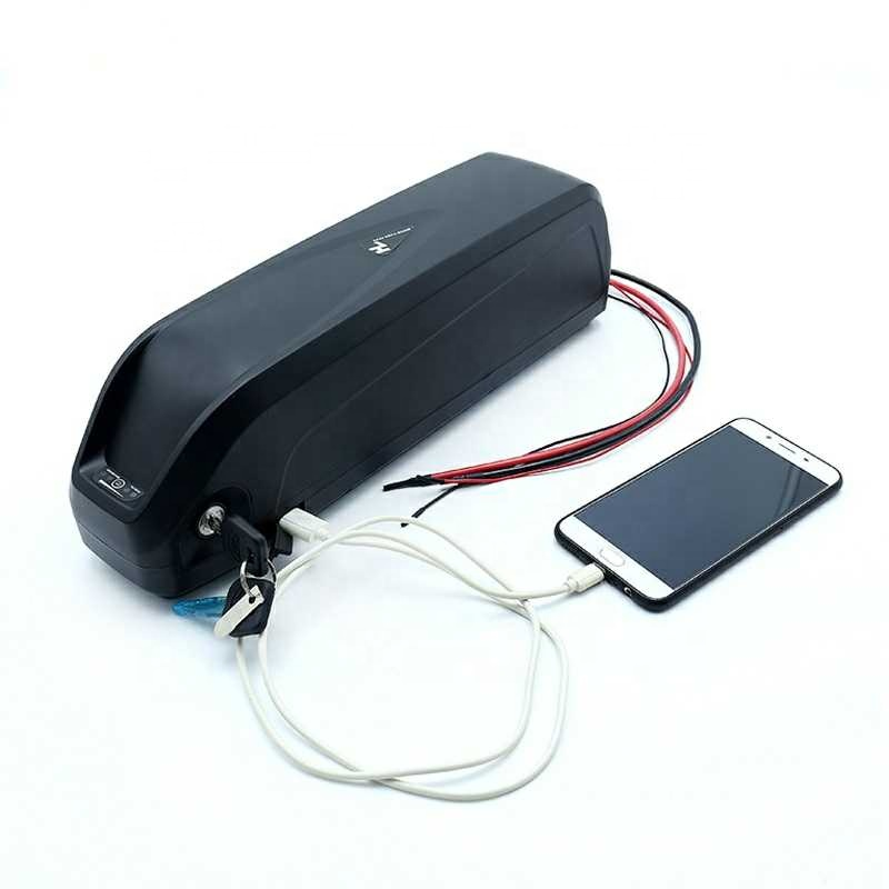 48V 10Ah HaiLong E-Bike Lithium Battery /& Charger For Electric Bicycles Scooter