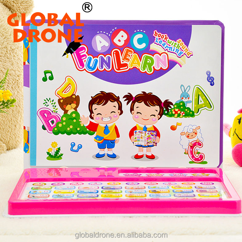 ABC English electronic learning e-book reader toys for children