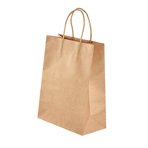 2019 most popular customizable logo kraft paper bag for used to package various industry products