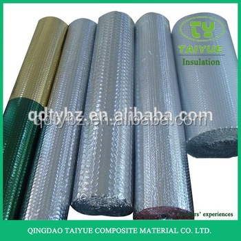 waterproof greenhouse bubble foil insulation for roof wall