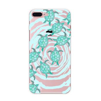 wholesale dealer 5f77c bd7a3 Tpu Sea Turtle Phone Case For Iphone 6 / 6s / 6 Plus/7/7 Plus/8/8 Plus  Flexible Tpu Cute Animal Green Tortoise - Buy Sea Turtle Phone Case,Animal  Tpu ...