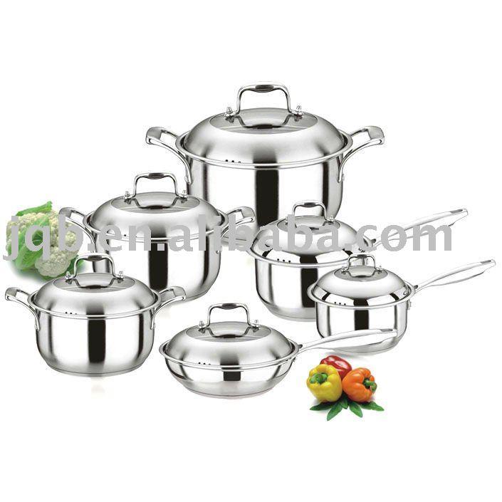 Casserole de cuisson en acier inoxydable