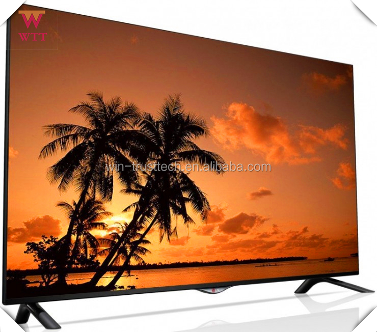 2016 55 inch led tv 55 inch video wall uitra slim bezel 3.5MM