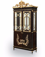 Alibaba wholesale Chinese antique furniture liquor glass cabinets