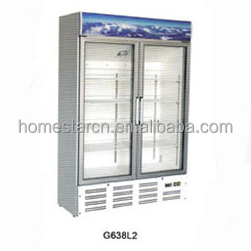 2 door beverage cooler 2 door beverage cooler suppliers and at alibabacom - Beverage Coolers