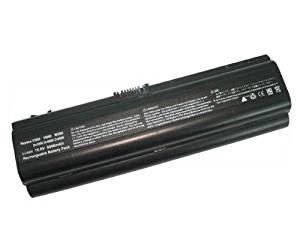 OEM Replacement (12 Cells-Extended) Laptop Battery for HP/Compaq Pavilion DV6000, DV2000, DV2100, DV2200, Presario V3000, V3100, V6000, V6100, V6200, OEM Part# 411462-421, 411463-251, 417066-001, EV088AA, EV089AA, EX940AA, EX941AA, HSTNN-DB32, HSTNN-LB31, Li-ion, 10.8V, 8800mAh, 96wHr, 12 Cells,