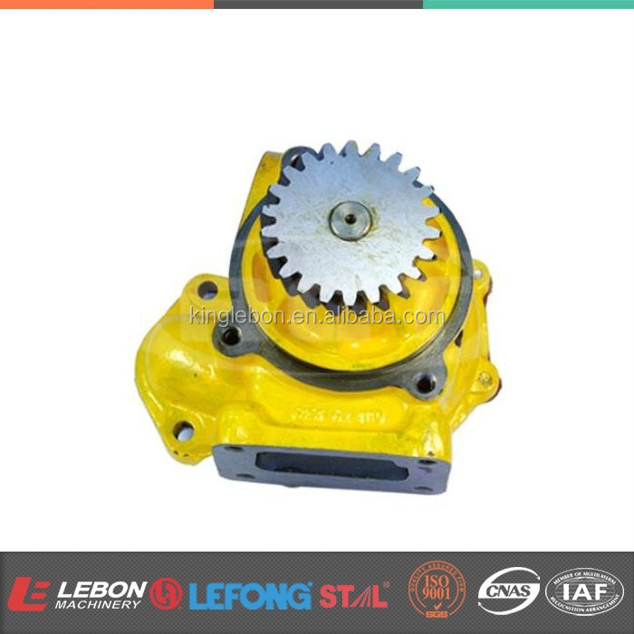 Engine Parts Excavator PC400-6 S6D125 6151-62-1101 electric water pump motor price