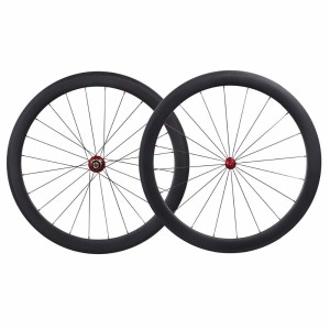 new arrival Toray carbon wheelset 38mm road bike wheels 650C 584