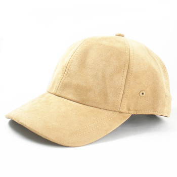 9ce12602d24d9 Custom Suede 6 Panel Hat Baseball K Brand Hats Dad Cap Wholesale