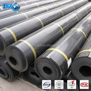 plastic ldpe geomembrane pond liner 0.5mm thickness