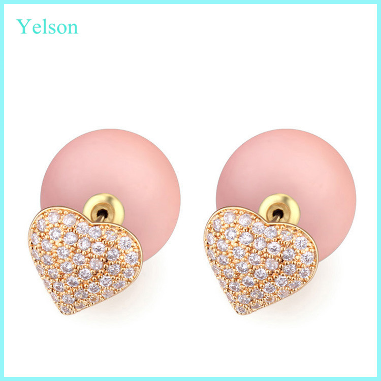New Daily Wear Small Gold Earrings Design For Girls - Buy Small ...