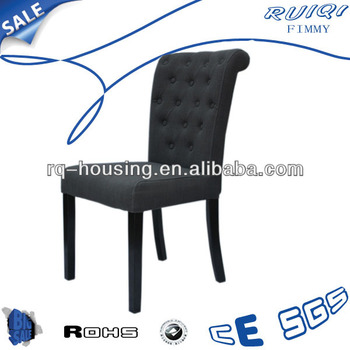 Modern Rq20171 Wooden Dining Room Chair Parts Low Price Chairs