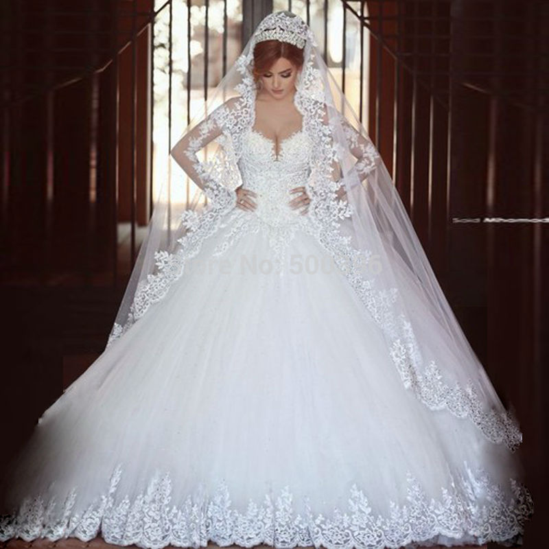 Beautiful Bride Net Gown Dress 63