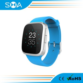 SMA-Q fitness activity tracker band digital watch with heart rate monitor watch